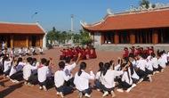 Phú Thọ: Giáo dục di sản gắn với Hát Xoan và Tín ngưỡng thờ cúng Hùng Vương