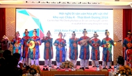 Khai mạc Hội nghị Di sản Văn hóa Phi vật thể Châu Á - Thái Bình Dương 2018