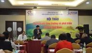 Hội thảo Du lịch với tăng trưởng và phát triển kinh tế Việt Nam