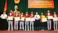 Tuyên dương các huấn luyện viên, vận động viên Hải Dương dự ASIAD 2018