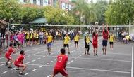 Giải thể thao hữu nghị Việt Nam - Lào lần thứ II năm 2018 tại Thái Nguyên