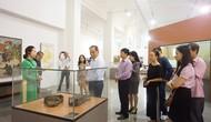 Đoàn công tác Bộ Văn hóa, Thể thao và Du lịch làm việc với Bảo tàng tỉnh Đắk Lắk
