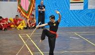 Sức hút của Hội thi Võ thuật cổ truyền Hà Nội mở rộng lần thứ 34 năm 2018