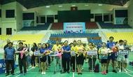 Sôi nổi Hội thao Cụm thi đua Văn hóa, Thể thao và Du lịch các tỉnh Duyên Hải miền Trung