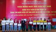 Trao thưởng cho huấn luyện viên, vận động viên xuất sắc tại Asian Games 18