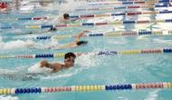 Hội thi bơi, lặn và cứu đuối tỉnh Đồng Tháp năm 2018