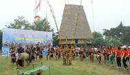 """Khám phá văn hóa dân tộc Ba Na tại """"Ngôi nhà chung"""""""