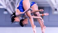 Đại hội Thể thao toàn quốc lần thứ 8: 3 Huy chương Vàng đầu tiên ở môn nhảy cầu