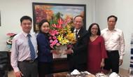 Thứ trưởng Trịnh Thị Thủy thăm và chúc mừng cơ sở đào tạo trực thuộc Bộ VHTTDL phía Nam