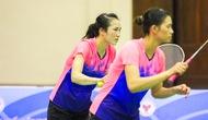Chung kết nội dung đồng đội môn Cầu lông: HCV thuộc về nam Tp Hồ Chí Minh và nữ Bắc Giang