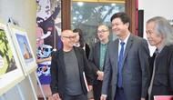 Thứ trưởng Lê Quang Tùng dự Lễ trao giải thưởng tranh biếm họa chủ đề