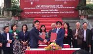 Trung tâm Bảo tồn Di sản Thăng Long Hà Nội và Cục Văn thư và Lưu trữ Nhà nước ký kết thỏa thuận hợp tác