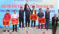 Giải thi đấu các môn thể thao dân tộc 6 tỉnh Việt Bắc năm 2018