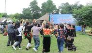 Ngày hội giao lưu văn hóa các dân tộc Tây Bắc