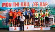 Đại hội Thể thao toàn quốc lần thứ VIII: Đoàn Bình Dương nhất toàn đoàn môn xe đạp địa hình