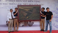 Bảo tàng Mỹ thuật Đà Nẵng tiếp nhận gần 100 hiện vật