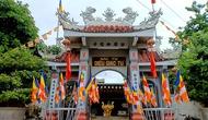 Thỏa thuận Dự án tu bổ, tôn tạo di tích chùa Diệu Giác hạng mục tôn tạo Chánh điện, tỉnh Quảng Ngãi
