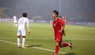 Đánh bại đội tuyển Campuchia, đội tuyển Việt Nam thắng tiến vào bán kết AFF Cup 2018