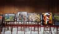 """Triển lãm mỹ thuật """"Kết nối cảm xúc"""" tại Quảng Ninh"""