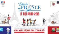 Lễ hội ẩm thực Pháp lần đầu tiên được tổ chức tại Hà Nội