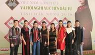 Họp báo thông tin về Lễ hội Văn hóa Thổ cẩm Việt Nam lần thứ I