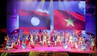 Ngày hội thắm tình hữu nghị đặc biệt Việt – Lào