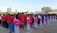 Đồng Tháp tổ chức thành công các hoạt động giao lưu văn hóa, thể thao với tỉnh Prayveng (Campuchia)