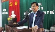 Bộ trưởng Nguyễn Ngọc Thiện tiếp xúc cử tri huyện Phú Vang