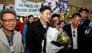 Xạ thủ số 1 Hàn Quốc đã đến Việt Nam, giao lưu với các xạ thủ trẻ