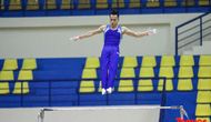 Đại hội Thể thao toàn quốc lần thứ VIII:Tp. Hồ Chí Minh nhất toàn đoàn ở bộ môn bộ môn Thể dục dụng cụ