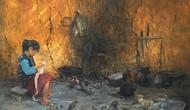 """""""Tuổi thơ như thế"""" - Triển lãm hội họa đầu tiên của họa sĩ Bùi Văn Tuất"""