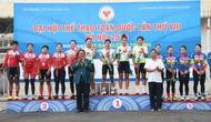 Đại hội Thể thao toàn quốc lần thứ VIII:An Giang nhất toàn đoàn giải đua Xe đạp đường trường