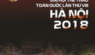"""Xuất bản cuốn sách ảnh """"Đại hội Thể thao toàn quốc lần thứ VIII- Hà Nội 2018"""""""