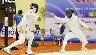 Đại hội Thể thao toàn quốc lần thứ VIII: Đoàn thành phố Hồ Chí Minh tạm dẫn đầu khi giành trọn bộ huy chương kiếm ba cạnh