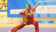 Đại hội Thể thao toàn quốc lần VIII: Wushu, Cử tạ chính thức bước vào ngày thi đấu đầu tiên