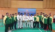 Đại hội Thể thao toàn quốc lần thứ VIII: Thành phố Hồ Chí Minh giữ vững ngôi vị nhất toàn đoàn bộ môn Judo