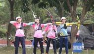 Đại hội Thể thao toàn quốc lần thứ VIII: Hà Nội giành cú đúp Huy chương Vàng bộ môn bắn Cung