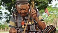 Quảng Ngãi: Truyền dạy chế tác và sử dụng nhạc cụ truyền thống của dân tộc Hrê