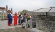 Thanh Hóa: Công nhận điểm du lịch Đền thờ Lê Văn Hưu