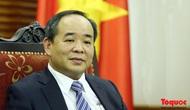 Tân Chủ tịch Liên đoàn bóng đá Việt Nam Lê Khánh Hải: Chấp nhận thách thức để nâng tầm bóng đá Việt