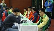 Đại hội Thể thao toàn quốc lần thứ VIII: Đoàn Tp. Hồ Chí Minh lên ngôi đầu bảng môn cờ Vua