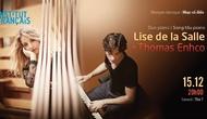 Thưởng thức Đêm song tấu piano của hai nghệ sĩ nổi tiếng Pháp