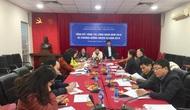 Công đoàn Khối Di sản – Văn hóa cơ sở: Tổng kết công tác công đoàn năm 2018