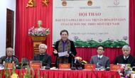 Hội thảo bảo vệ và phát huy giá trị văn hoá dân gian của các dân tộc thiểu số ở Việt Nam