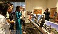 Hình ảnh đẹp về di sản, đất nước và con người Việt Nam được giới thiệu tại Australia