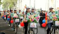 Cho phép Newborns Việt Nam tổ chức diễu hành xe đạp gây quỹ