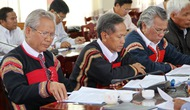 Thành lập Ban Tổ chức lớp tập huấn về công tác tuyên truyền bảo tồn, phát huy bản sắc văn hóa dân tộc