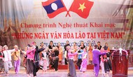 10 tác phẩm đạt giải thưởng Cuộc thi sáng tác ca khúc về mối quan hệ hữu nghị Việt Nam - Lào