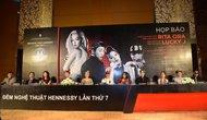 Nghệ sỹ quốc tế tham gia chương trình Đêm nghệ thuật Hennessy lần thứ tám