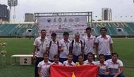 Việt Nam giành 6 huy chương tại Giải vô địch Điền kinh thiếu niên châu Á lần thứ 2